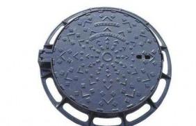 污水检查井井盖